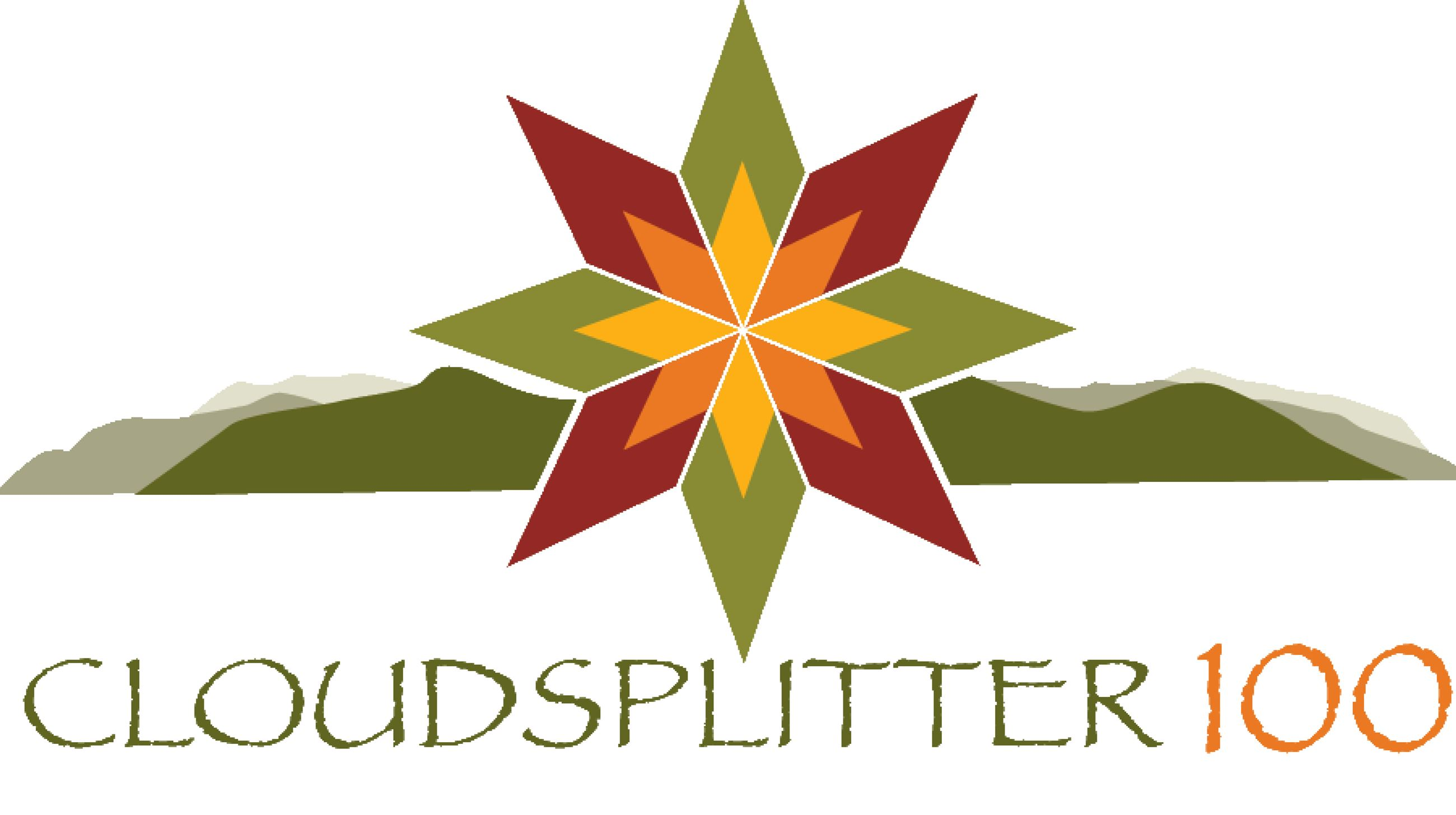 Photo of Cloudsplitter 100 race logo