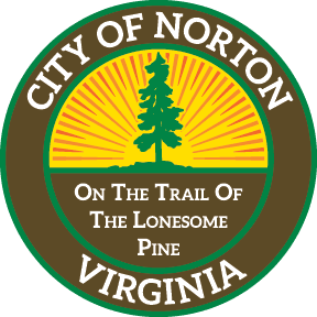 Photo of Norton's official seal