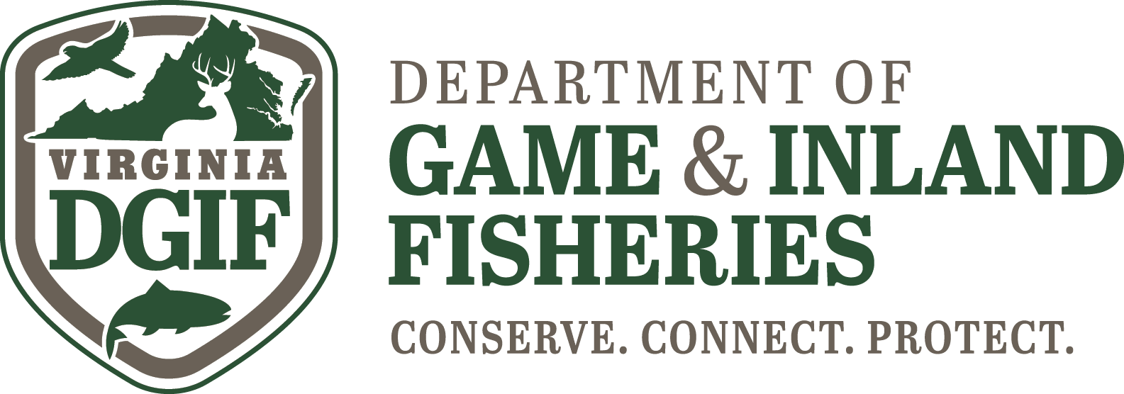 Photo of Virginia Department of Game and Inland Fisheries Logo