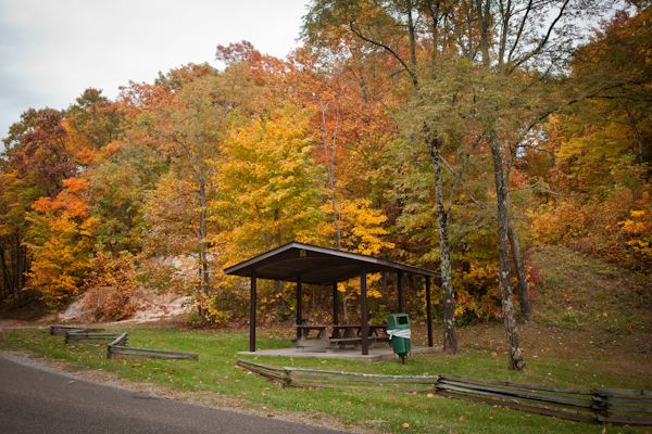 Flag Rock Picnic Shelter